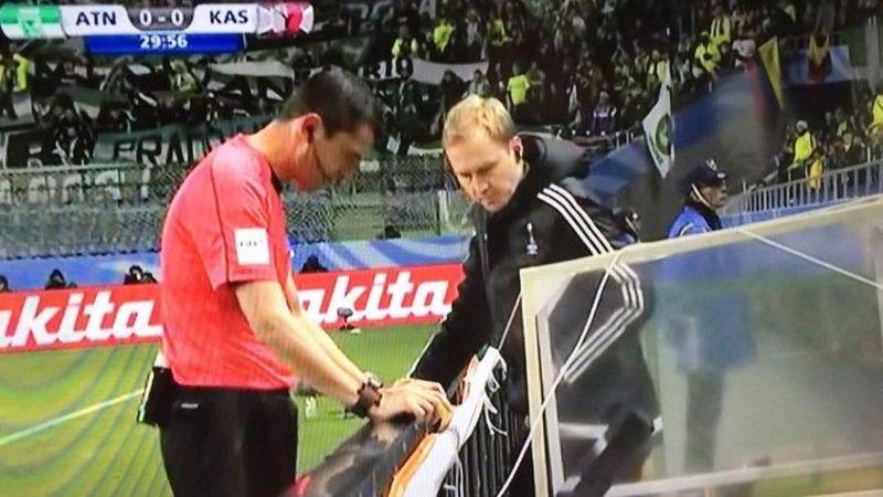 26585 - Vídeo-arbitraje en el fútbol, ¿sí o No?