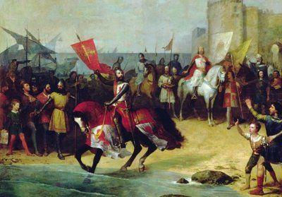 ¿En qué año conquistó Alfonso X El Sabio la ciudad de Cádiz?
