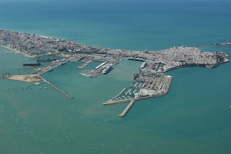 ¿Cuál de estos municipios gaditanos no forma parte de la Bahía de Cádiz?