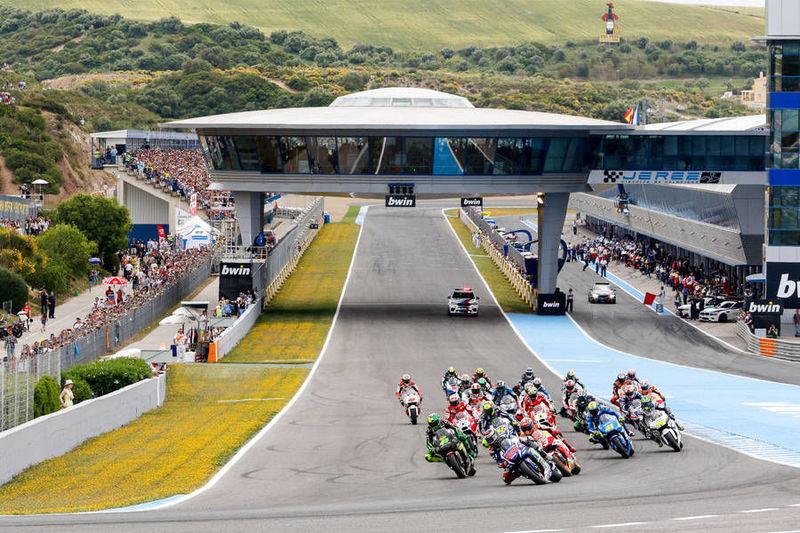 ¿En qué año se construyó el circuito de velocidad de Jerez de la Frontera?