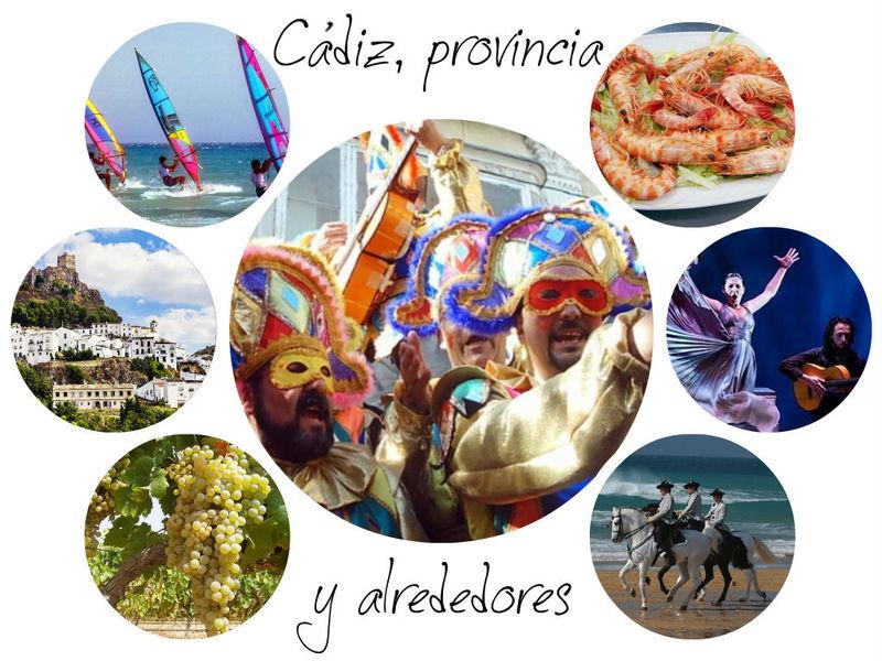 26518 - ¿Cuánto conoces de Cádiz y sus alrededores?