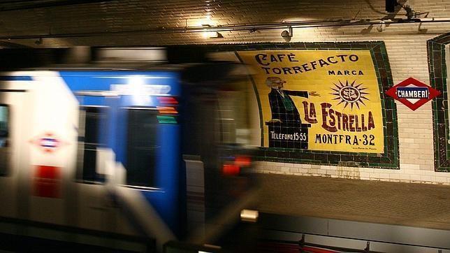 ¿Cuál fue el primer tramo de metro inaugurado?