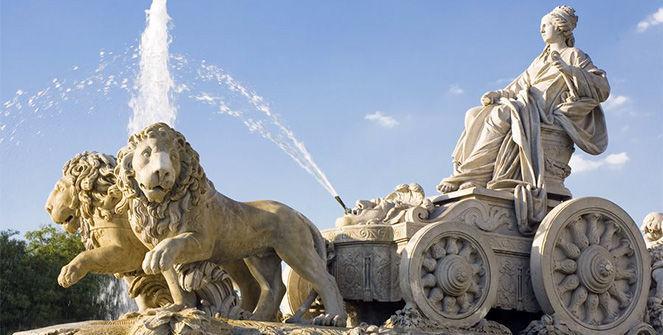 Turismo: ¿En qué estación debes bajarte si deseas visitar la plaza de Cibeles?