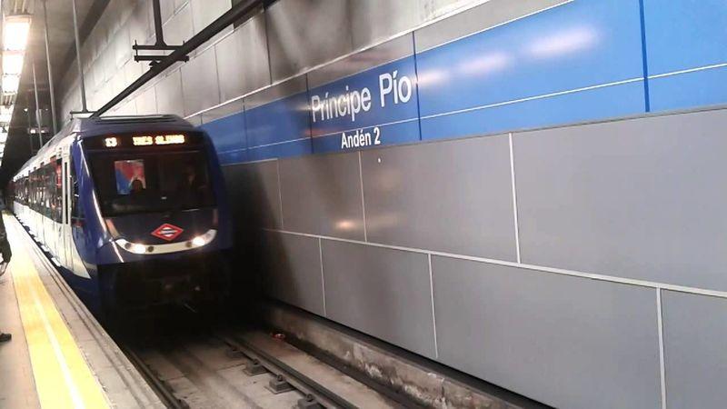 ¿Cómo se llamaba antiguamente la estación de 'Príncipe Pío'?