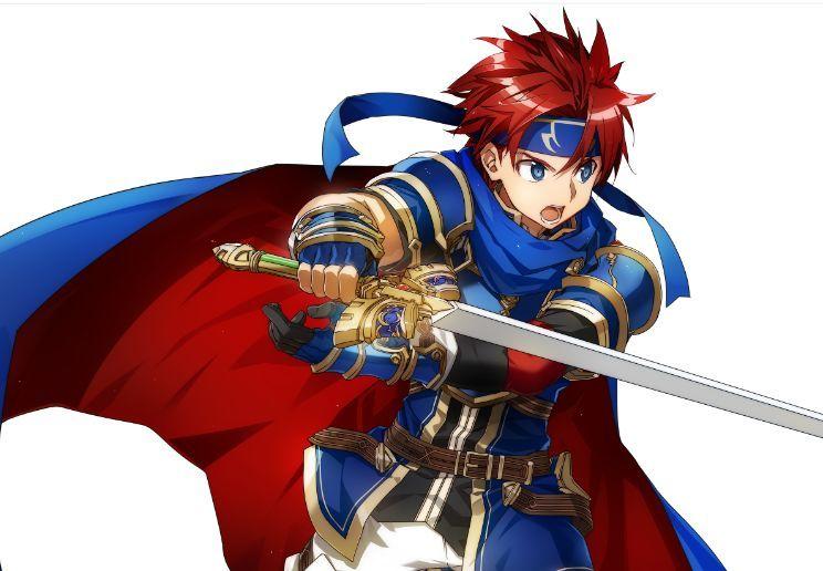 ¿Cómo se llama el padre de Roy en Fire Emblem?