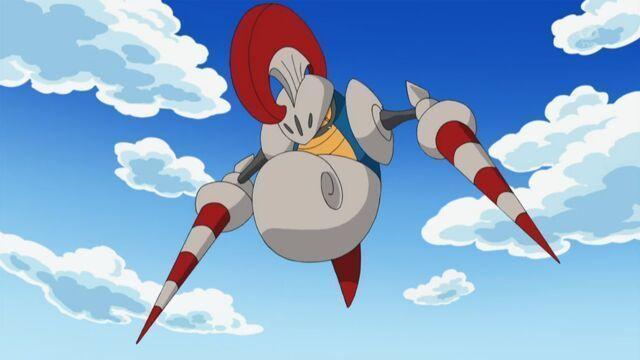 ¿Cómo evoluciona Karrablast a Escavalier en Pokémon?