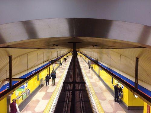 El tramo de la línea 10 MetroNorte