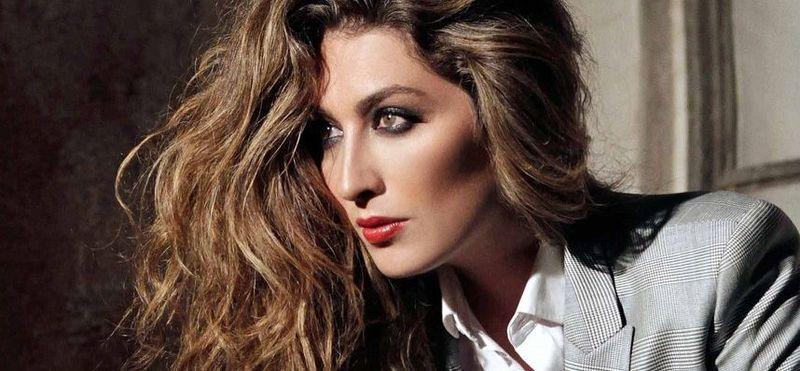 La cantante Estrella Morente.