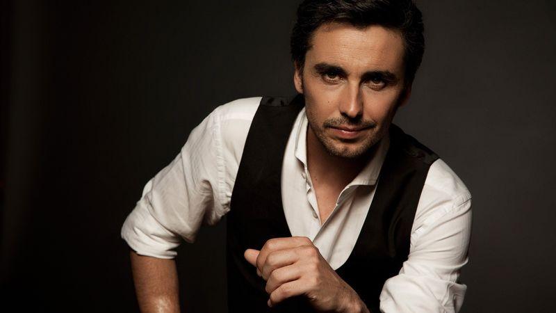 El actor Canco Rodríguez.