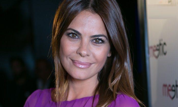 La modelo María José Suárez.