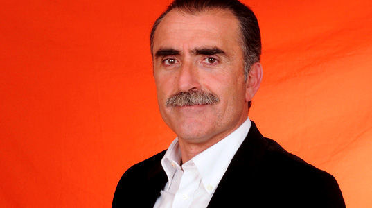 El presentador Juan y Medio.