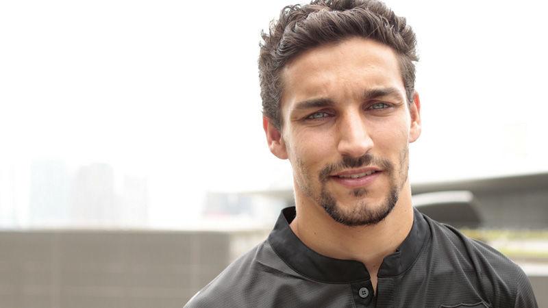 El futbolista Jesús Navas.
