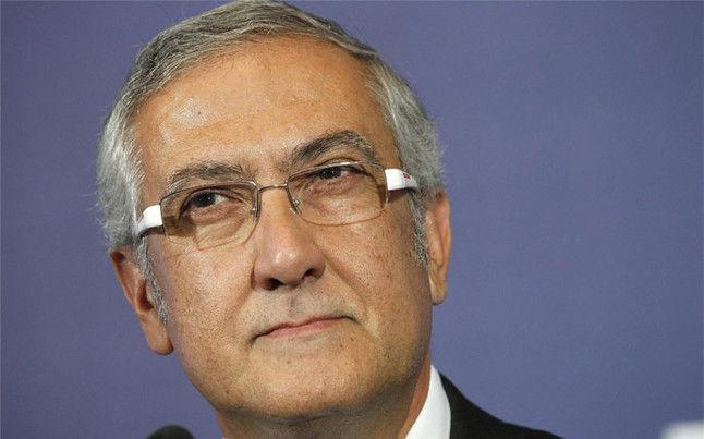 El entrenador de fútbol Gregorio Manzano.