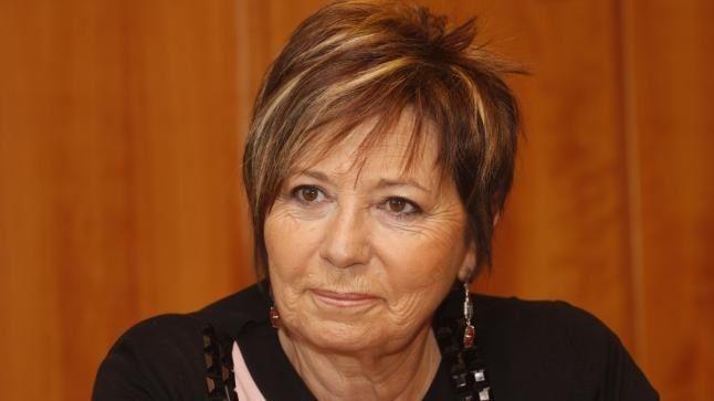 La política Celia Villalobos.