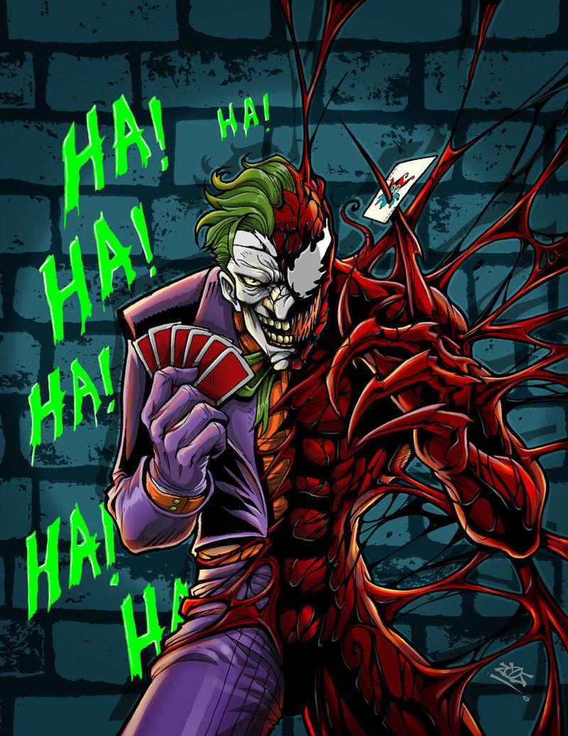 ¿Joker o Carnage?
