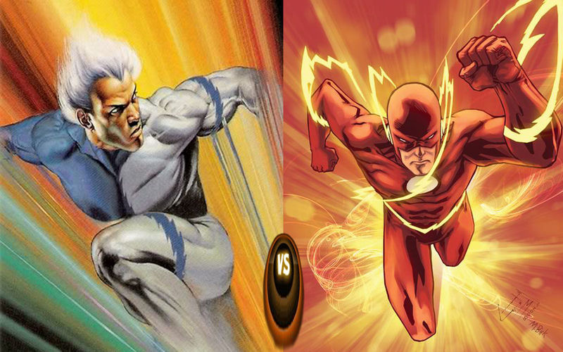 ¿Flash o Quicksilver?