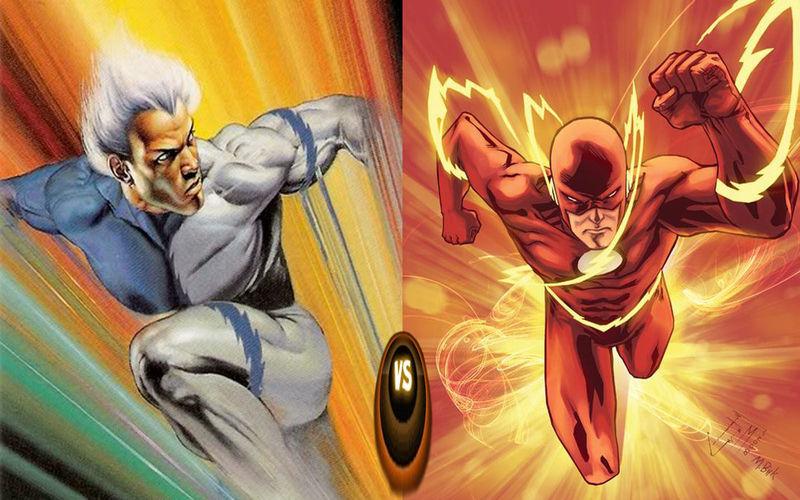 ¿Flash o Quicksilver?