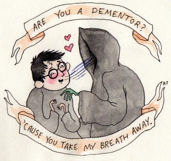 ¿De qué color son los ojos y el pelo de Harry según la canción de San Valentín de Ginny?