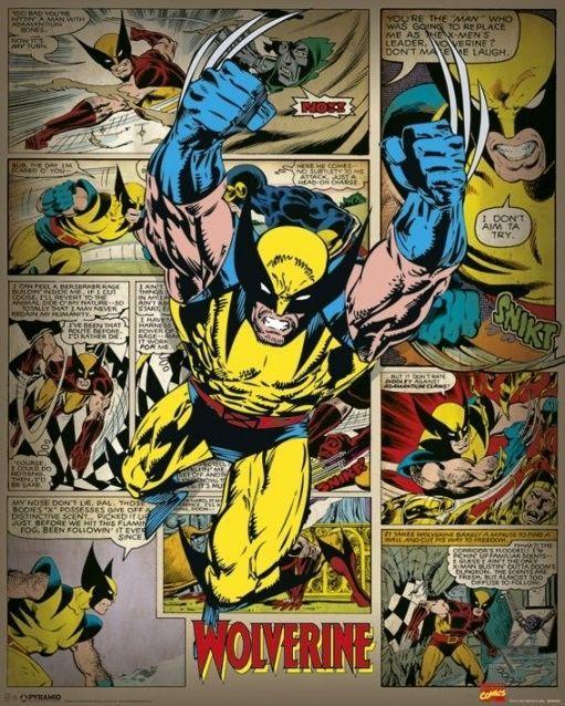 ¿En qué cómic apareció la primera vez?