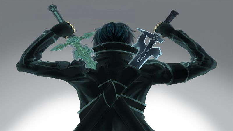 Kazuto Kirigaya (Kirito) [Sword Art Online]