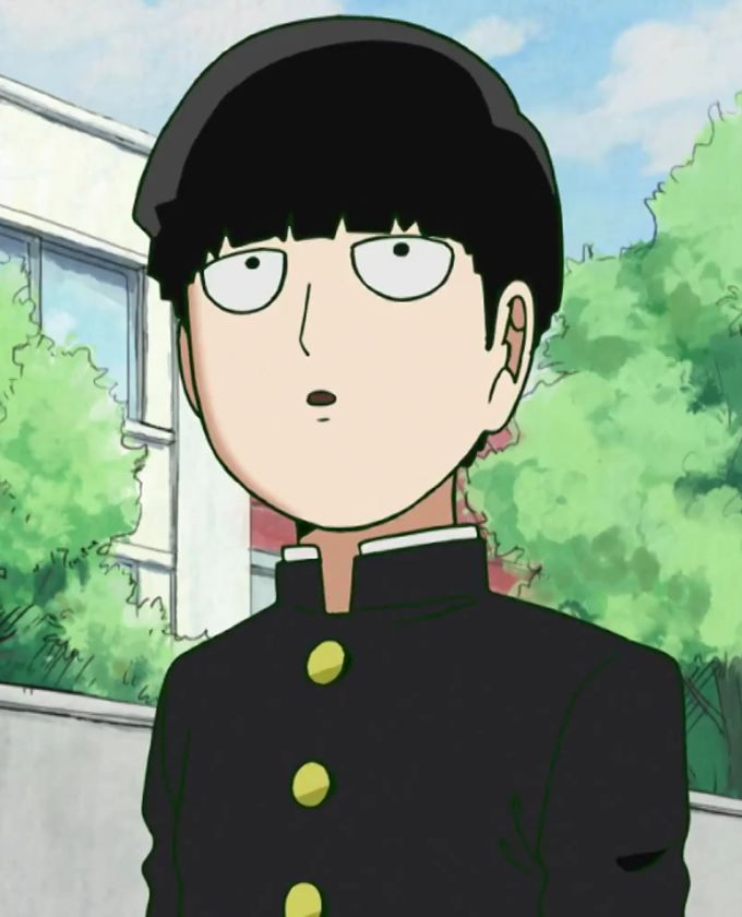 Shigeo Kageyama (Mob) [Mob Psycho 100]