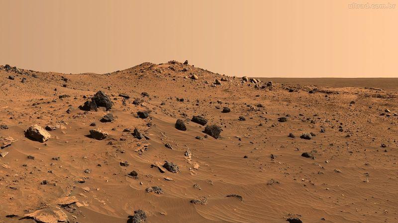 En 2050 ¿habrá humanos viviendo en Marte?