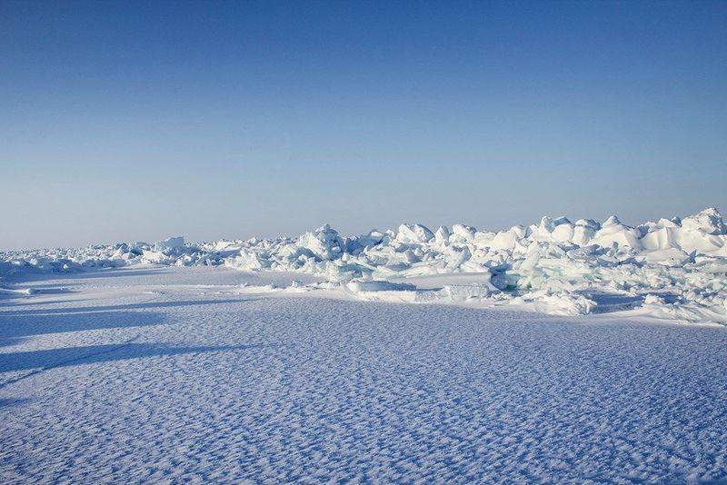 ¿El polo norte y sur seguirán existiendo?