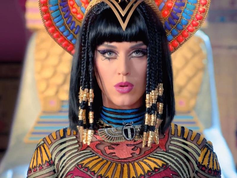 ¿Cuál de los siguientes temas no es de Katy Perry?