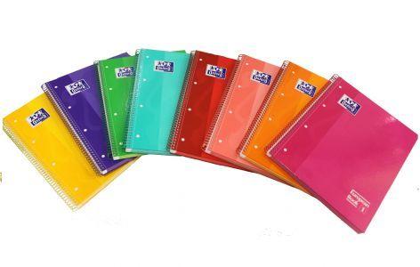 26764 - ¿Qué colores escogías para tus asignatura cuando ibas al colegio?