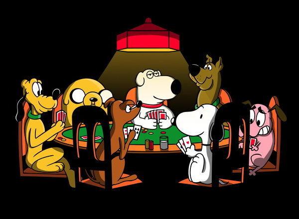 26772 - Perros de dibujos animados. ¿Los reconoces a todos ?