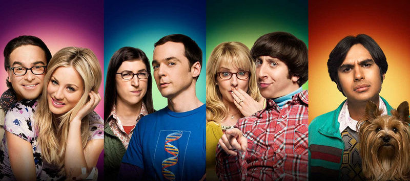 26785 - ¿Cuánto sabes sobre The Big Bang Theory?