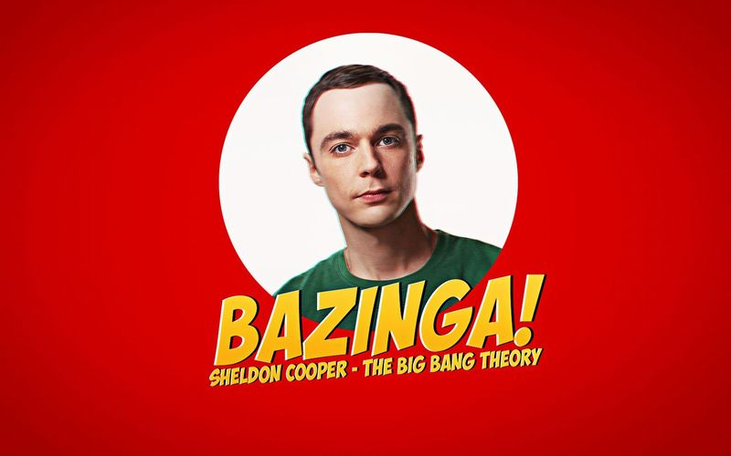 ¿De dónde proviene la palabra 'Bazinga' que utiliza Sheldon Cooper?