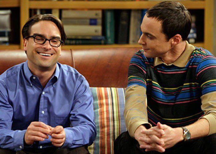 ¿Cuál es el piso de Sheldon y Leonard?