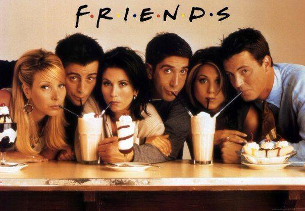 ¿Qué actor NUNCA ha aparecido en Friends?