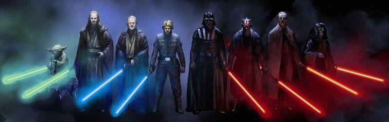 26828 - Jedi vs Sith
