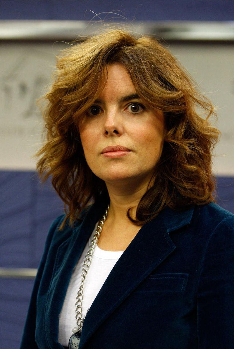 Soraya Saenz de Santamaria(Partido Popular)