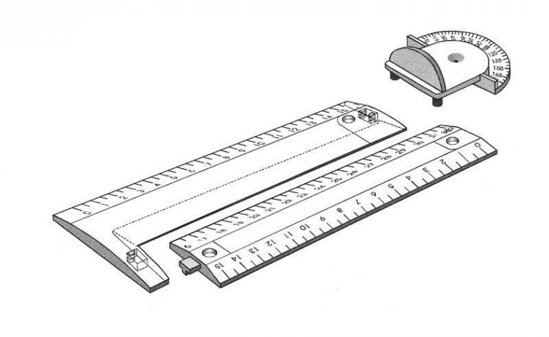 Vamos ahora con las unidades de medida. Un metro es igual a: