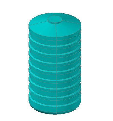 Un depósito contiene 8 kilolitros de agua. Se han sacado 489 litros. ¿Cuantos litros de agua quedan en el depósito?