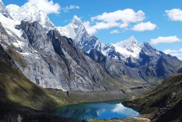 Lo son los Pirineos, los Alpes, el Caúcaso, el Himalaya y los Andes