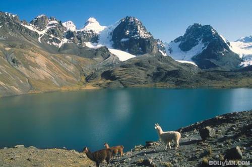 Ahora vamos con una de lagos ¿Donde se ubican el Maracaibo, Titicaca y el Poopó?