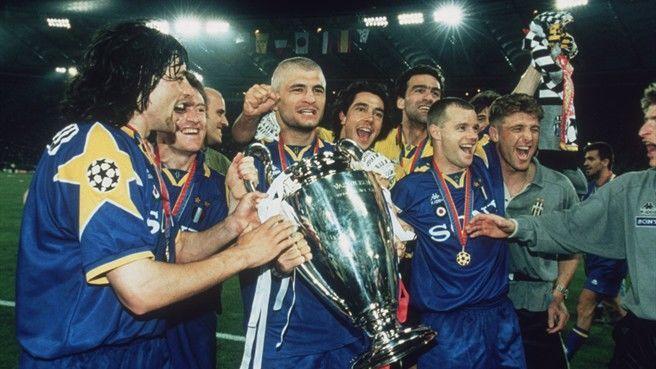 ¿Cuántas finales ha jugado la Juventus desde los años 90 hasta nuestros días?