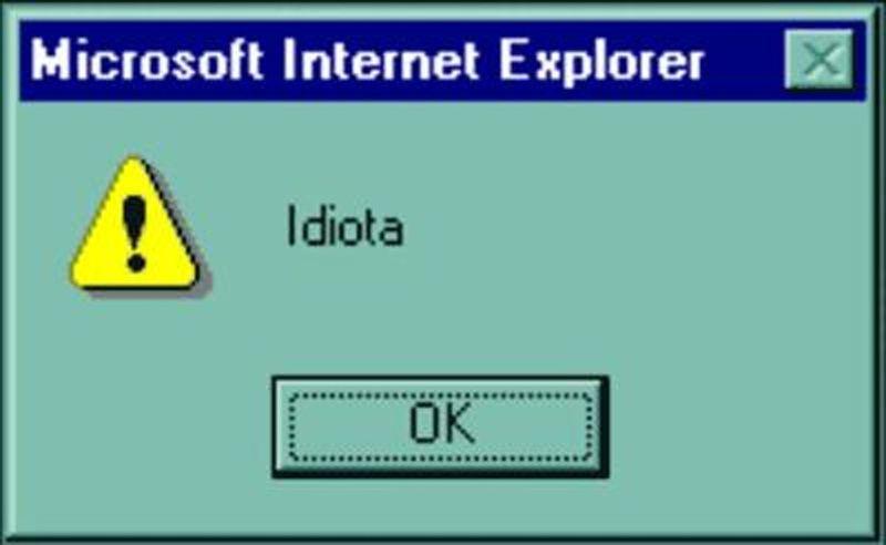 26922 - Test del idiota
