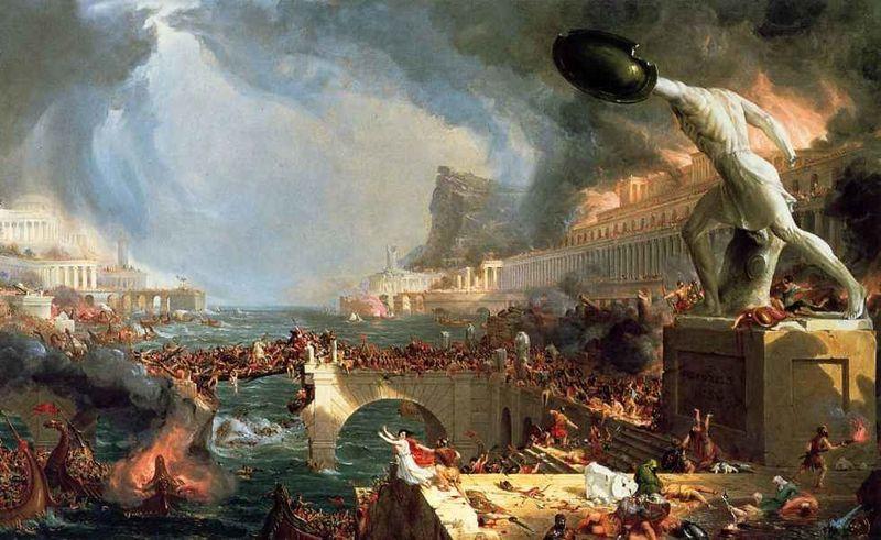 En el año 476 cayó el imperio romano, pero ¿que jefe hérulo depuso al último emperador de Roma?