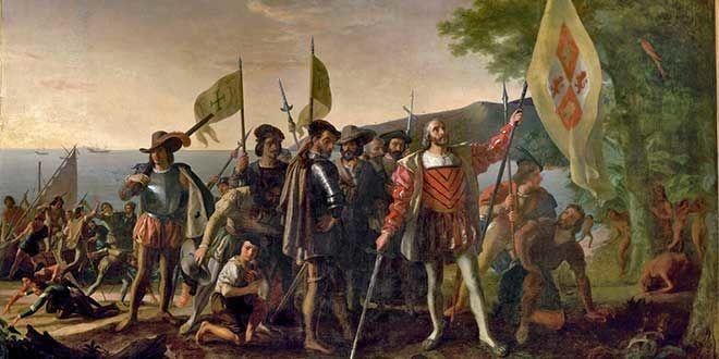 ¿En que año tuvo lugar el descubrimiento de América?