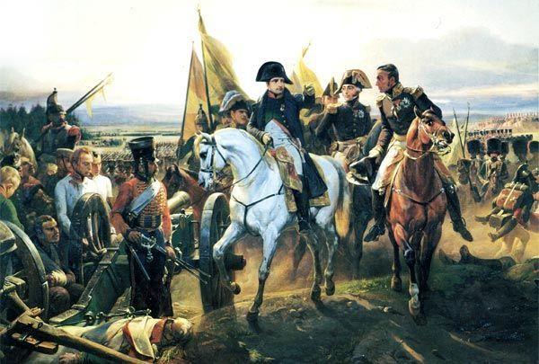 ¿En qué batalla fue derrotado definitivamente Napoleón Bonaparte?
