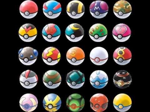 ¿Cuál es la pokeball definitiva?