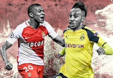 ¿Quién ganará el Partido entre Borussia Dortmund - Mónaco?