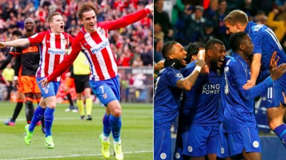 ¿Quién pasará a semifinales en el cruce de Atlético Madrid - Leicester City?