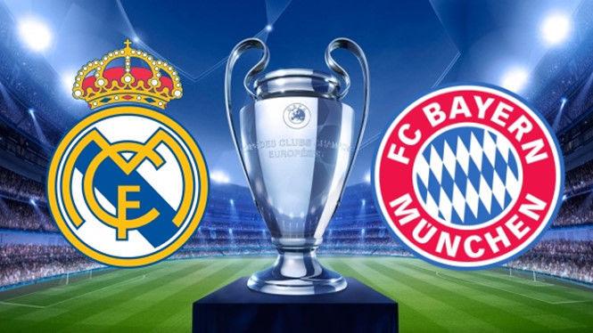 Una difícil, ¿quién ganará entre Real Madrid - Bayern Munich?