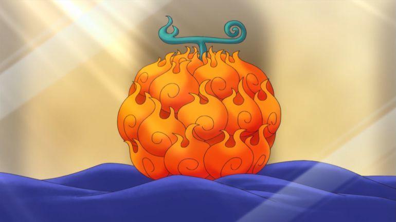 ¿Qué es una fruta del diablo tipo logia?